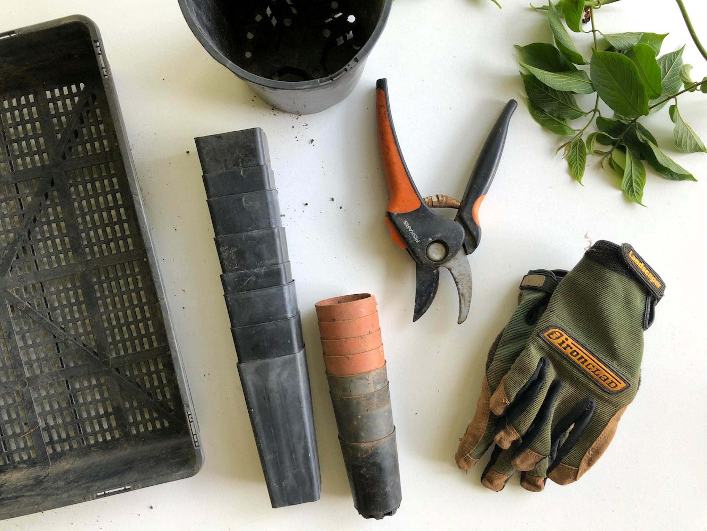 Indoor gardening tools