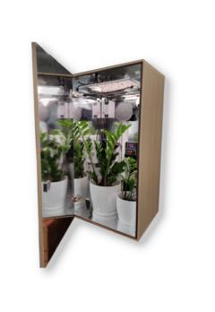 Stealth grow box led soil version