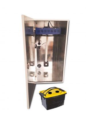 Hydroponic Led Grow Box 300w