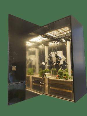 stealth grow box led 600w