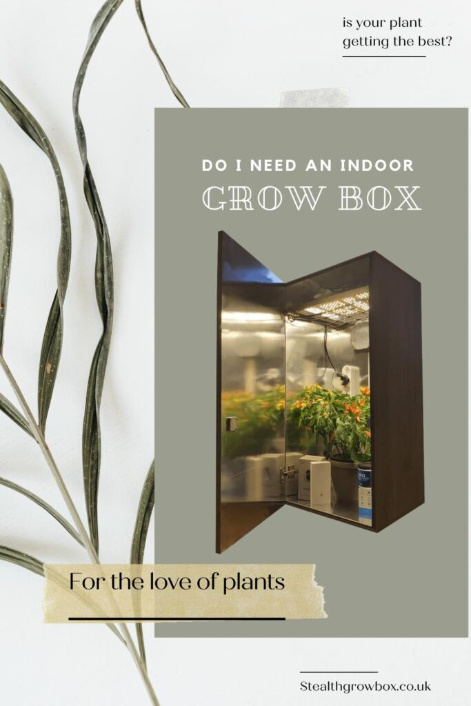 Grow Boxes Used